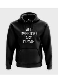 MegaKoszulki - Bluza z kapturem All monsters. Typ kołnierza: kaptur
