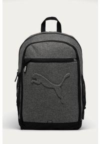 Szary plecak Puma gładki