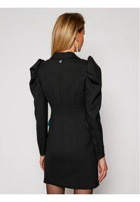 Rage Age Sukienka koktajlowa Zenobia 1 Czarny Regular Fit. Kolor: czarny. Styl: wizytowy