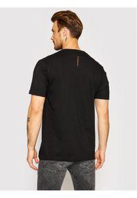 Togoshi T-Shirt Dragon 1 Czarny Regular Fit. Kolor: czarny