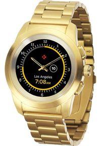 Złoty zegarek MYKRONOZ smartwatch