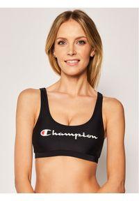 Czarne góra bikini Champion