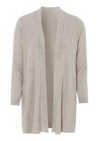Beżowy sweter Cellbes elegancki, na co dzień
