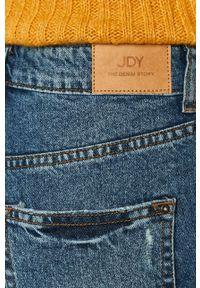 Niebieskie jeansy loose fit Jacqueline de Yong