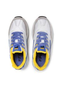 Fila Sneakersy V94M F Jr 1011085.3JW Biały. Kolor: biały
