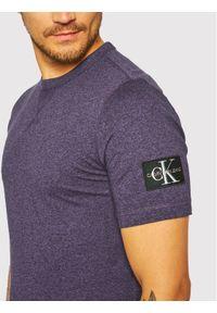 Fioletowy t-shirt Calvin Klein Jeans #5