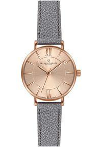 Szary zegarek Frederic Graff klasyczny