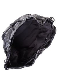 Desigual Torebka 21SAXA23 Czarny. Kolor: czarny