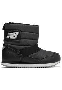 Buty sportowe New Balance z cholewką, na rzepy, na zimę