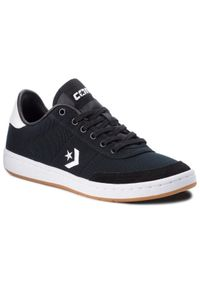 Czarne sneakersy Converse