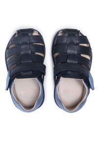Niebieskie sandały Clarks