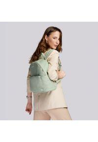 Wittchen - Damski plecak miejski z kolorową podszewką. Materiał: skóra ekologiczna. Wzór: kolorowy. Styl: wakacyjny, klasyczny #3