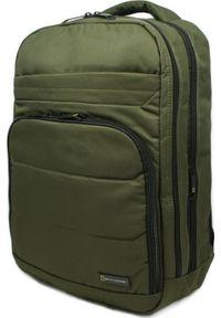 "Plecak National Geographic PRO 710 15.6"" khaki (N00710.11). Kolor: brązowy"