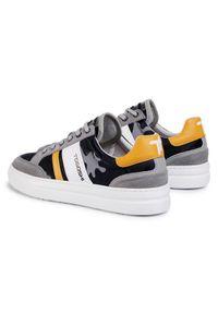 Togoshi Sneakersy TG-12-04-000173 Kolorowy. Wzór: kolorowy