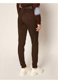 Brązowe spodnie materiałowe Liu Jo
