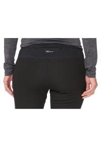 Spodnie damskie do biegania Pro Touch Sila 294683. Materiał: włókno, materiał, poliester. Wzór: gładki. Sezon: zima. Sport: bieganie
