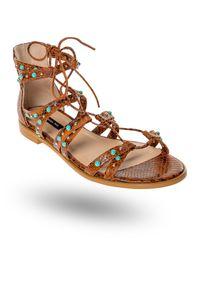 Sandały Patrizia Pepe na lato