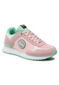 Colmar Sneakersy Travis Colors 136 Różowy. Kolor: różowy