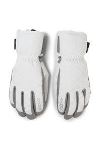 Ziener Rękawice narciarskie Krisa As (R) Aw Lady Glove 191107 Biały. Kolor: biały, wielokolorowy, szary. Sport: narciarstwo