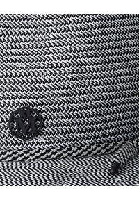MAISON MICHEL PARIS - Szary kapelusz Charles. Kolor: beżowy. Materiał: materiał