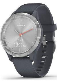 GARMIN - Zegarek sportowy Garmin Vivomove 3S Szary (010-02238-20). Kolor: szary. Styl: sportowy