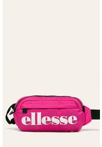 Różowa nerka Ellesse z nadrukiem