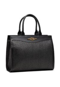 Czarna torebka klasyczna Marella skórzana