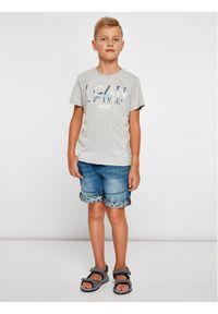 Szary t-shirt Primigi