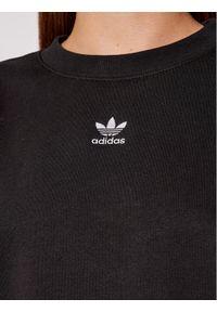 Adidas - adidas Bluza adicolor Essentials H06660 Czarny Relaxed Fit. Kolor: czarny