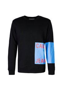 Bluza Calvin Klein casualowa, z nadrukiem, na co dzień