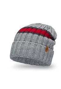Czerwona czapka PaMaMi sportowa