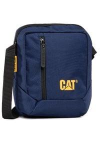 CATerpillar - Saszetka CATERPILLAR - Tablet Bag 83614-184 Navy. Kolor: niebieski. Materiał: materiał