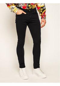 Czarne jeansy Cavalli Class