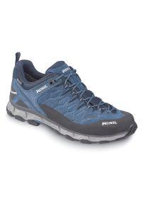 MEINDL - Buty trekkingowe męskie Meindl Lite Trail GTX 3966-49. Okazja: na co dzień. Materiał: zamsz, skóra, guma. Szerokość cholewki: normalna. Technologia: Gore-Tex. Sezon: zima. Sport: turystyka piesza