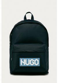 Hugo - Plecak. Kolor: niebieski