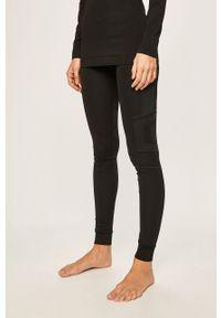 Czarne legginsy Craft