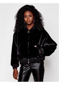 Czarna kurtka przejściowa Chiara Ferragni