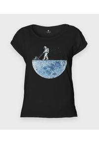 MegaKoszulki - Koszulka damska rolls Astronaut