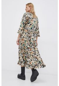 Y.A.S - Sukienka. Materiał: tkanina. Typ sukienki: rozkloszowane