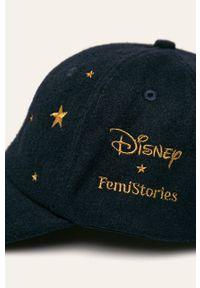 Niebieska czapka z daszkiem Femi Stories