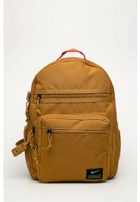 Beżowy plecak Nike