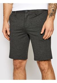 Only & Sons - ONLY & SONS Szorty materiałowe Mark 22018667 Szary Regular Fit. Kolor: szary. Materiał: materiał