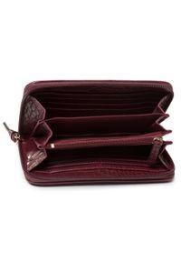 Czerwony portfel Gabor