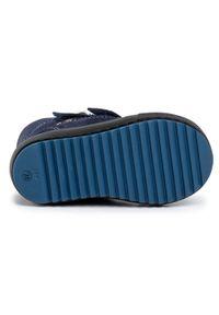 RenBut - Trzewiki RENBUT - 12-1539 Granat. Kolor: niebieski. Materiał: skóra, zamsz, materiał. Szerokość cholewki: normalna. Sezon: zima, jesień