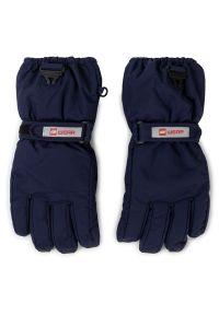 Niebieska rękawiczka sportowa LEGO Wear narciarska