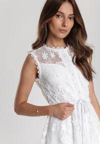 Biała sukienka Renee