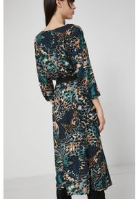 medicine - Medicine - Sukienka Timeless Capsule. Materiał: tkanina. Typ sukienki: rozkloszowane