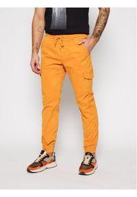 Żółte spodnie Champion