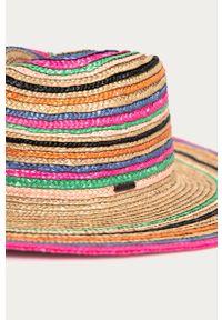Wielokolorowy kapelusz Brixton