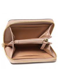 Różowy portfel Gino Rossi